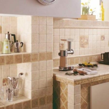 Cir marble age loda ceramiche - Piastrelle per cucina in muratura 10x10 ...