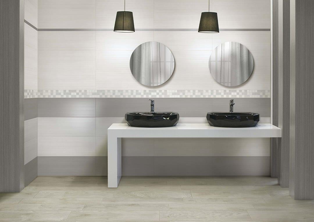 Arpa kronos loda ceramiche for Piastrelle bagno mosaico grigio
